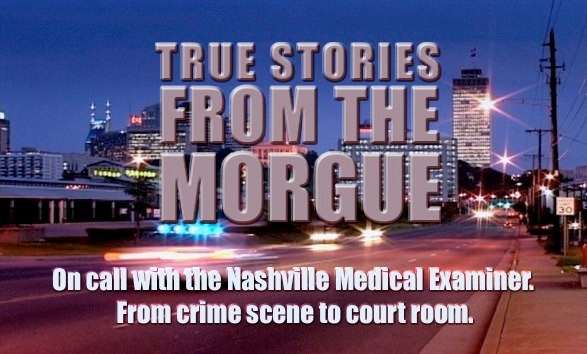 True Stories From The Morgue | RICHARD SATTIN