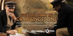Lost Diary of Dr Livingstone